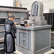 京都南ガーデニング霊園動物供養塔
