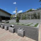 ⑧樹木葬墓地